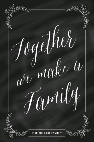 Everyday 24x36 Poster , Home Décor -Laurel Life