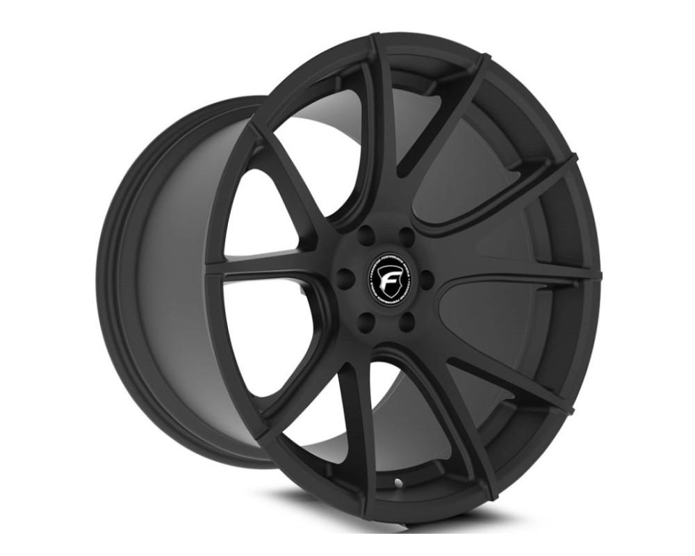 Forgestar F12201162P71 CF5V Wheel 20x11 5x120.65 71mm Satin Black