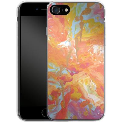 Apple iPhone 7 Silikon Handyhuelle - Ocaso von Kaitlyn Parker