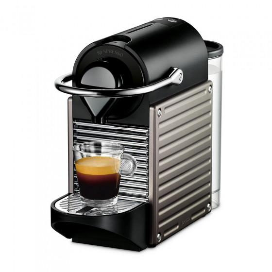"Kaffeemaschine Nespresso ""Pixie Titan"""