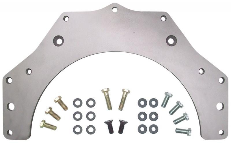 Trans-Dapt Performance 60 Transmission Adapter; 62-Up Chevy V8 to 66-Up B.O.P. or ST300,TH350,TH400,700R4
