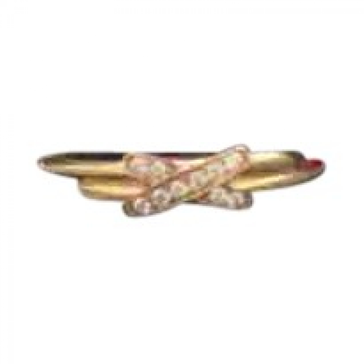 Chaumet Liens Gold Pink gold ring for Women 50 MM