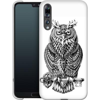 Huawei P20 Pro Smartphone Huelle - Great Horned Owl von BIOWORKZ