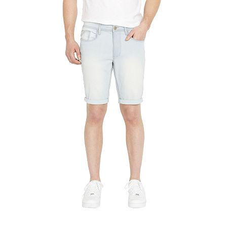 i jeans by Buffalo Mens Stretch Denim Short, 32 , Blue
