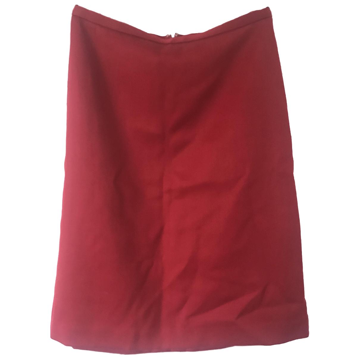 Paul Smith \N Rocke in  Rot Wolle
