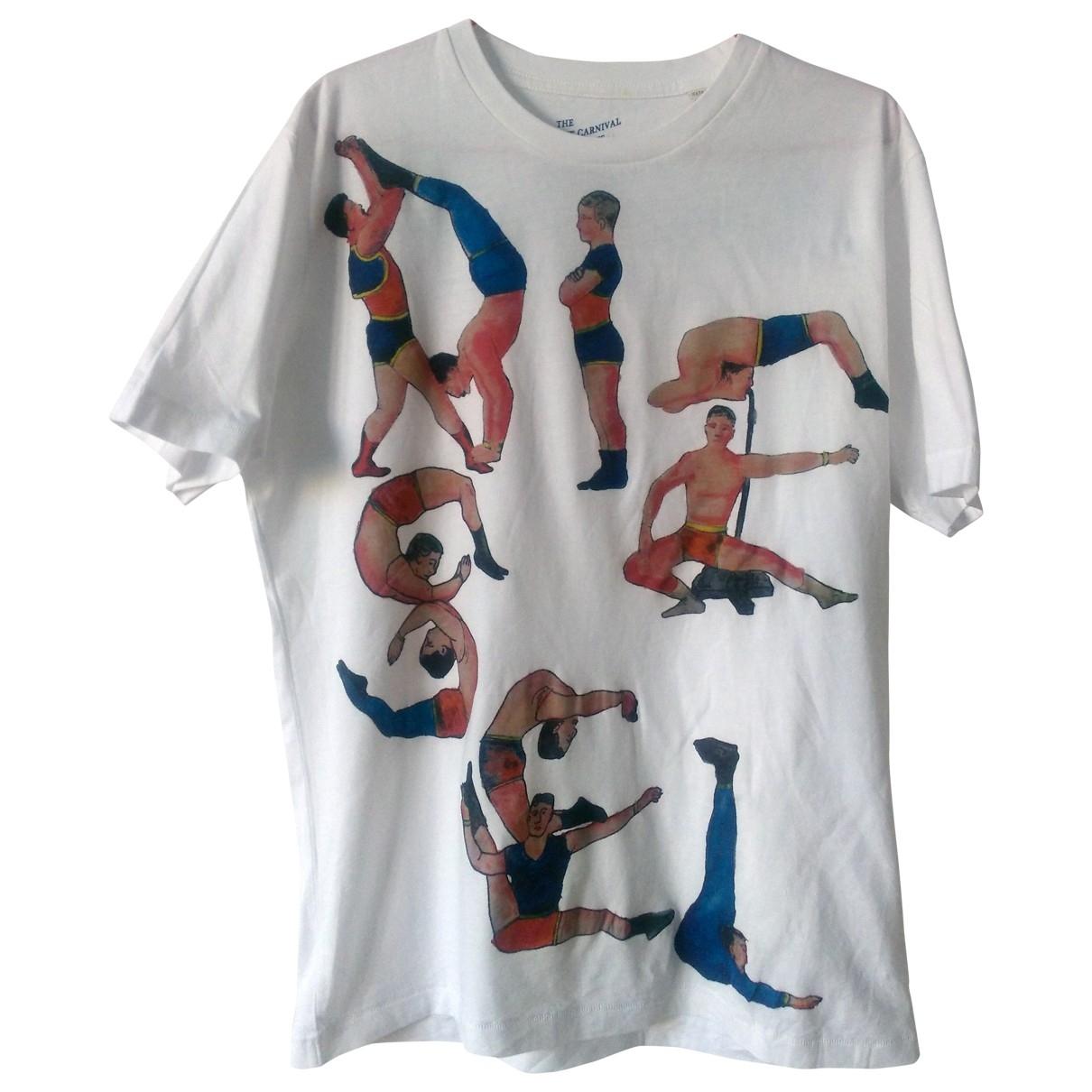 Diesel - Tee shirts   pour homme en coton - blanc