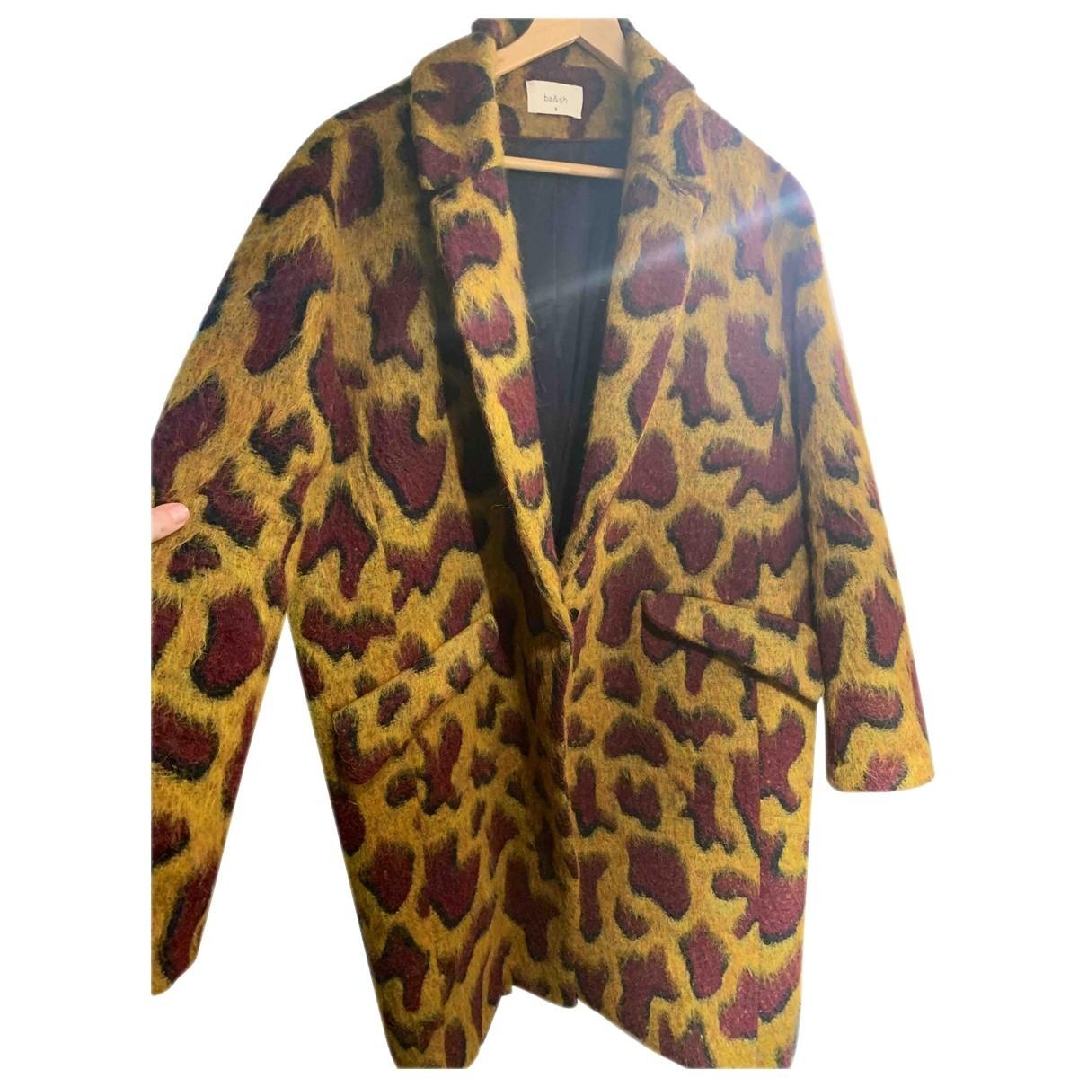 Ba&sh \N Multicolour Cotton coat for Women 40 FR