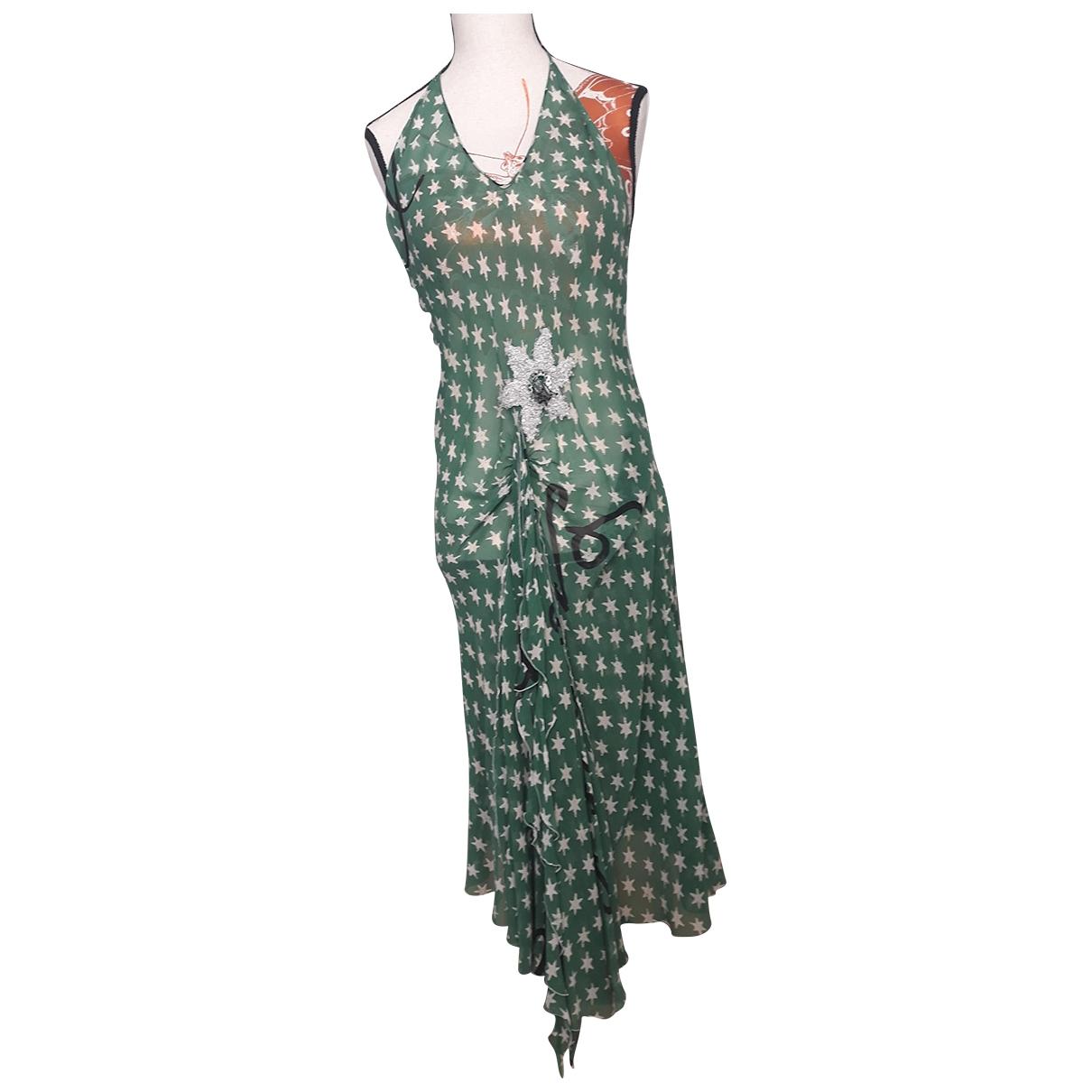 Sonia Rykiel \N Kleid in  Bunt Polyester