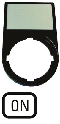 Eaton M22 Legend Plate for use with RMQ Titan Series