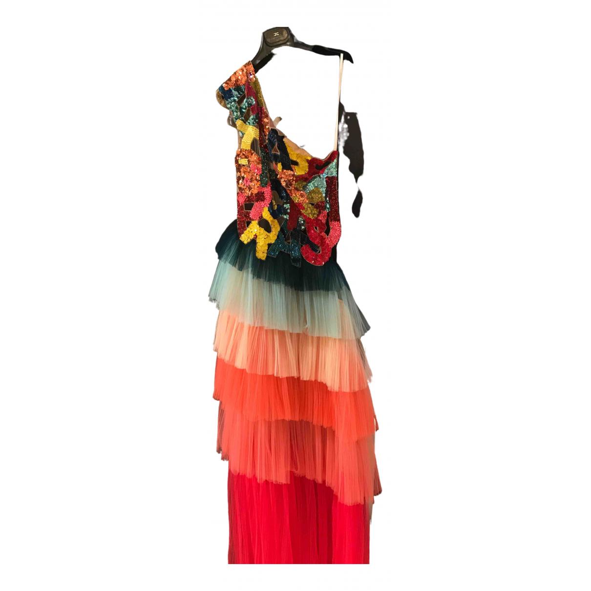 Elisabetta Franchi \N Glitter dress for Women 40 IT