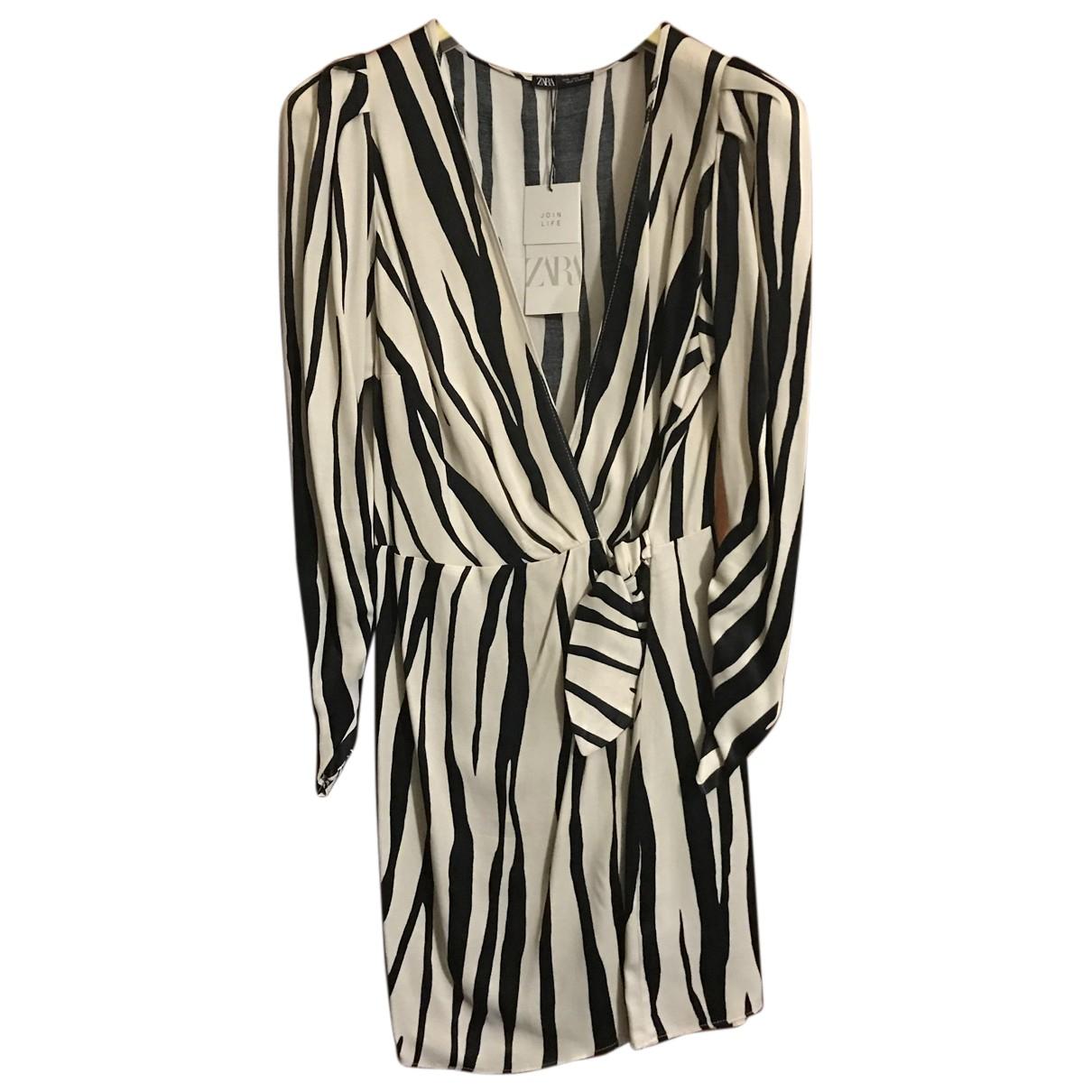 Zara - Combinaison   pour femme - blanc