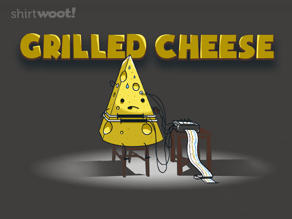 Grilled Cheese T Shirt