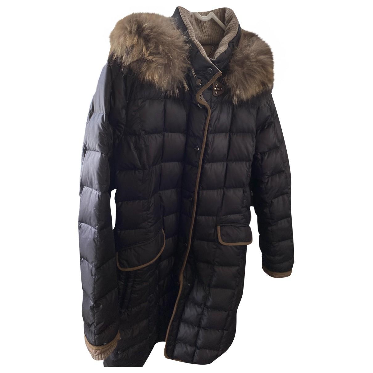 Mabrun - Manteau   pour femme - noir