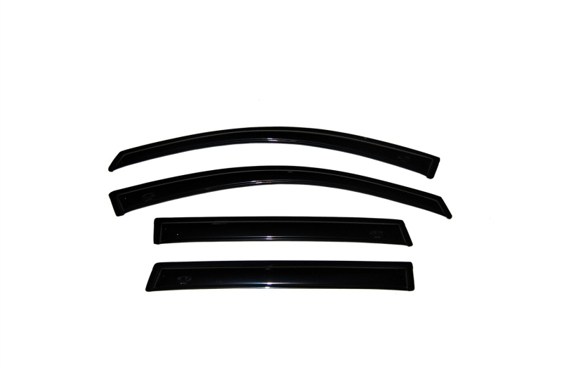 AVS 94421 Ventvisor Outside Mount Window Deflectors 4pc - Smoke Toyota Avalon 1995-1999