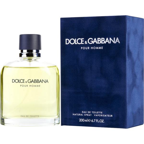Dolce & Gabbana Pour Homme - Dolce & Gabbana Eau de Toilette Spray 200 ML