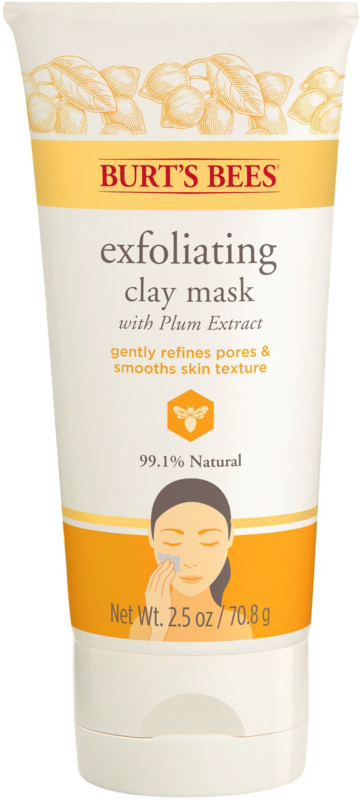Exfoliating Clay Mask