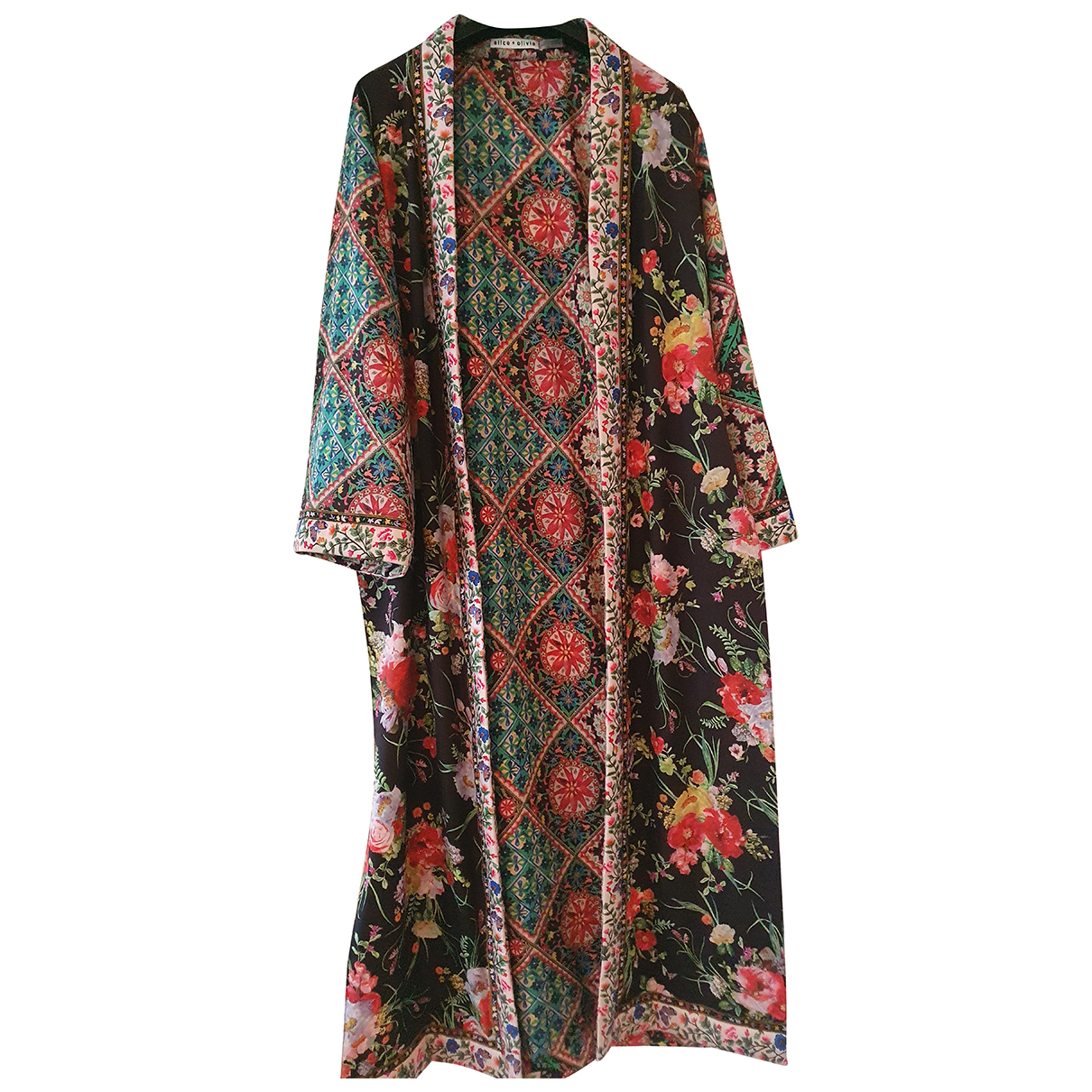 Alice & Olivia N Multicolour coat for Women One Size 0-5