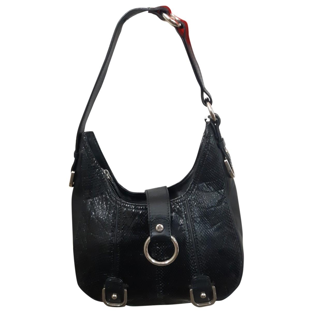 Versus \N Handtasche in  Schwarz Python
