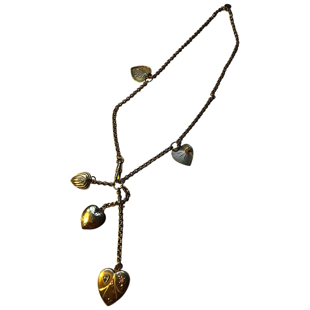 Collar de Oro amarillo Annina Vogel