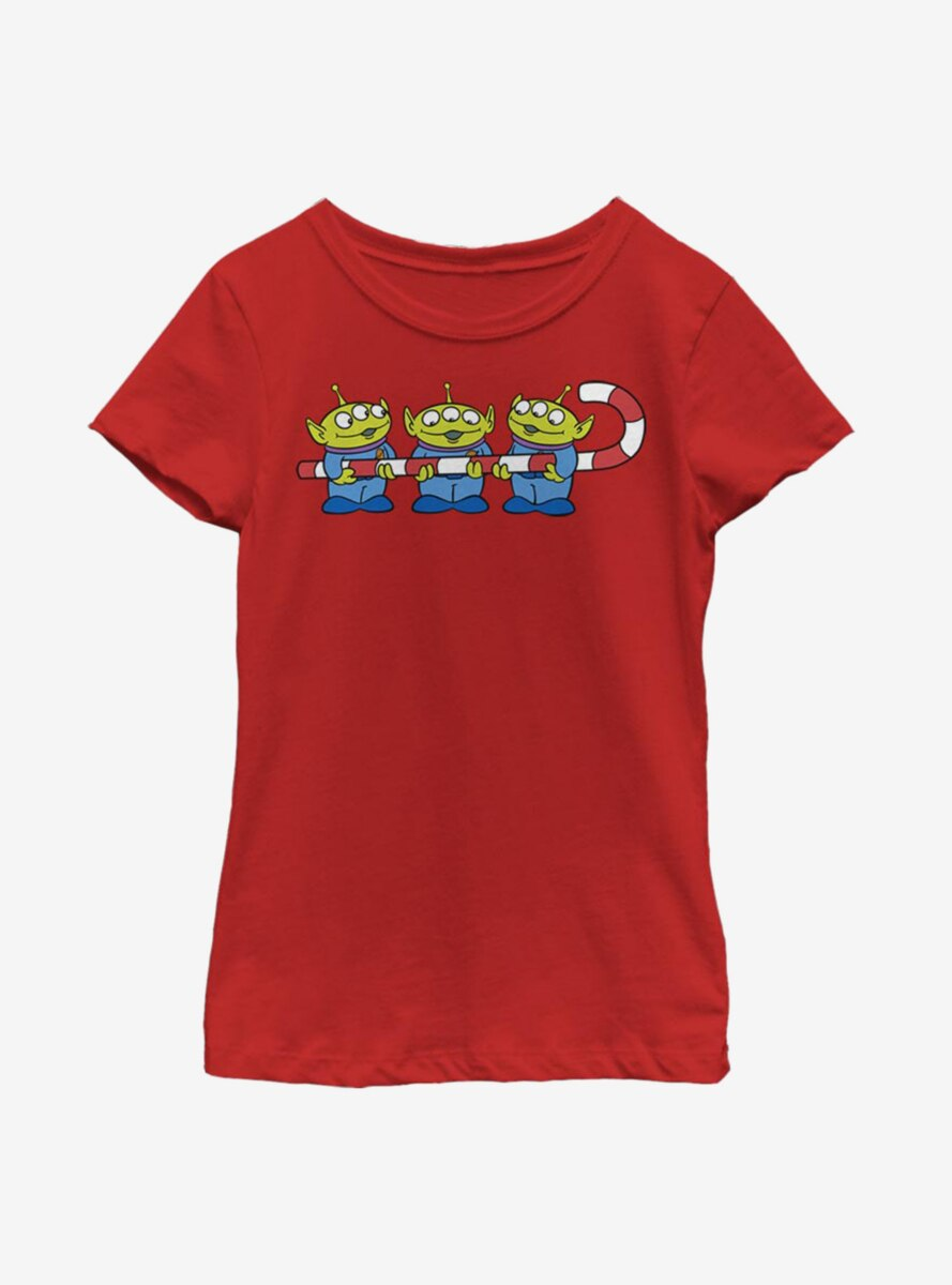 Disney Pixar Toy Story Cane Do Attitude Youth Girls T-Shirt