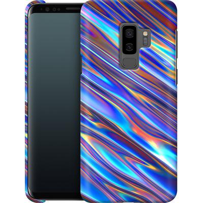 Samsung Galaxy S9 Plus Smartphone Huelle - Iris von Danny Ivan
