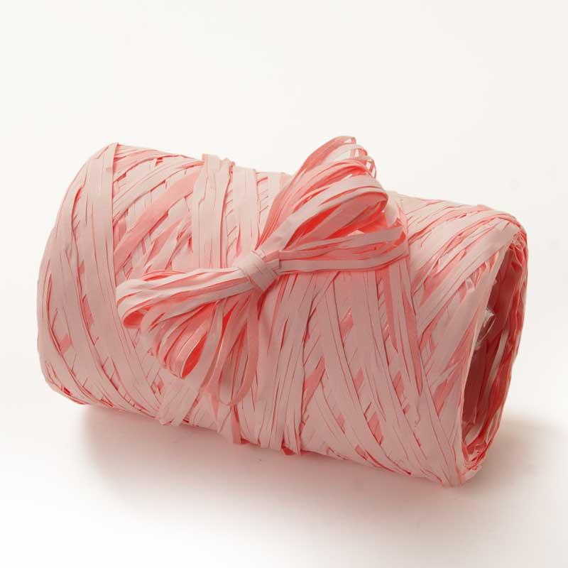 Cord 5mm X 50 Yards Light Pink Grand Raffia by Ribbons.com