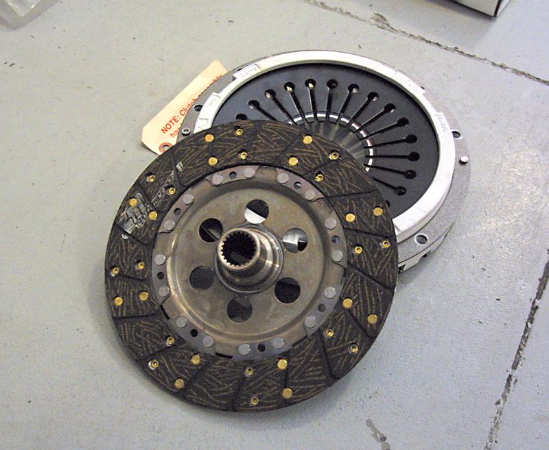 Clutch Masters 20971-HDFF-R FX350 Full Fiber Tough Rigid Clutch Porsche 997.2 Turbo 3.8L DFI 10-12