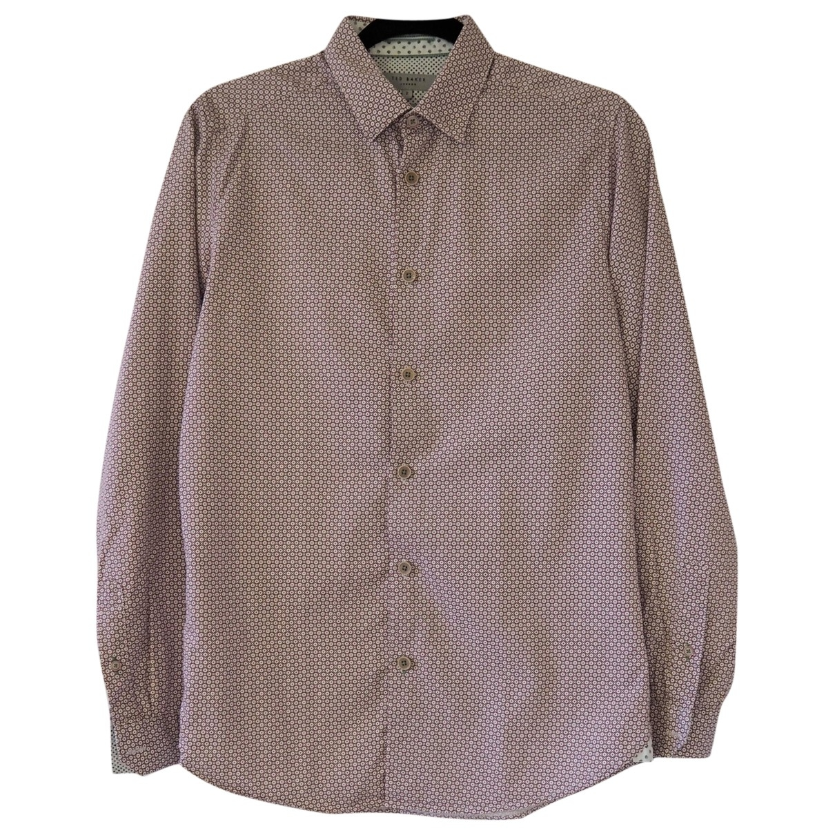 Ted Baker \N Hemden in  Bunt Baumwolle