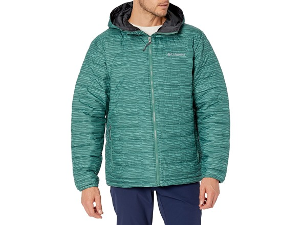 Columbia Mens Powder Lite Hooded Jacket