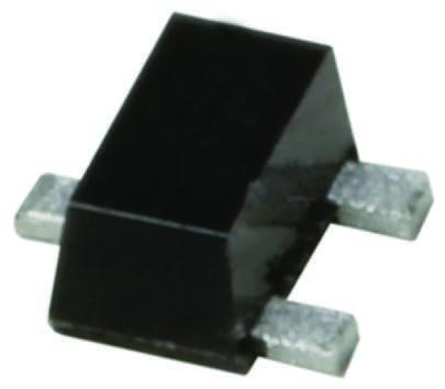 Panasonic DSK5J01R0L N-Channel JFET, Idss 5 → 12mA, 3-Pin SMini3 F2 B (20)