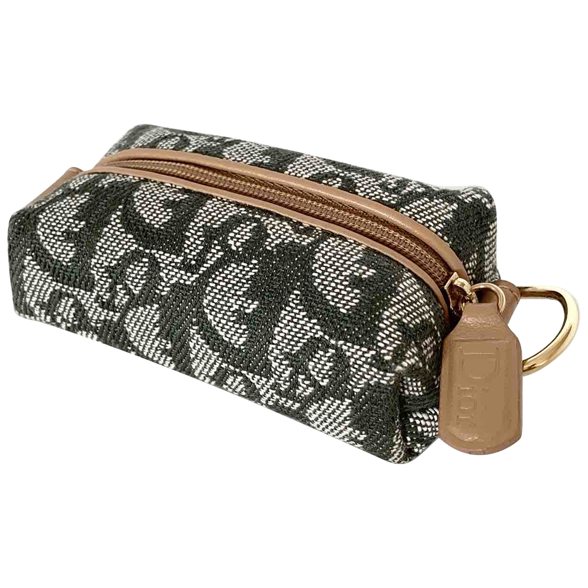 Dior N Beige Cloth Purses, wallet & cases for Women N
