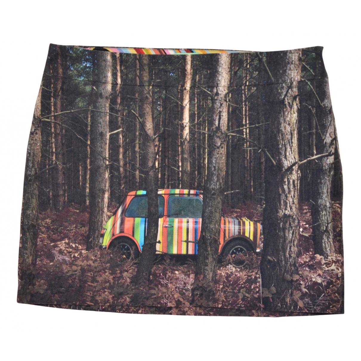 Paul Smith N Multicolour Cotton skirt for Women 40 FR