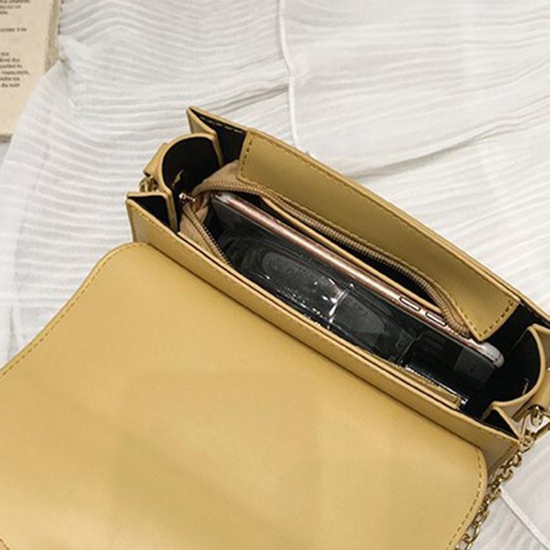 Ericdress Simple Envelope Crossbody Bag