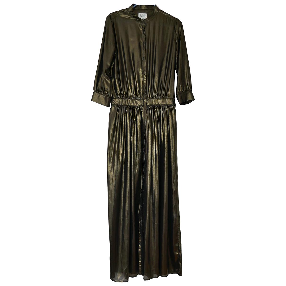 Maxi vestido Swildens