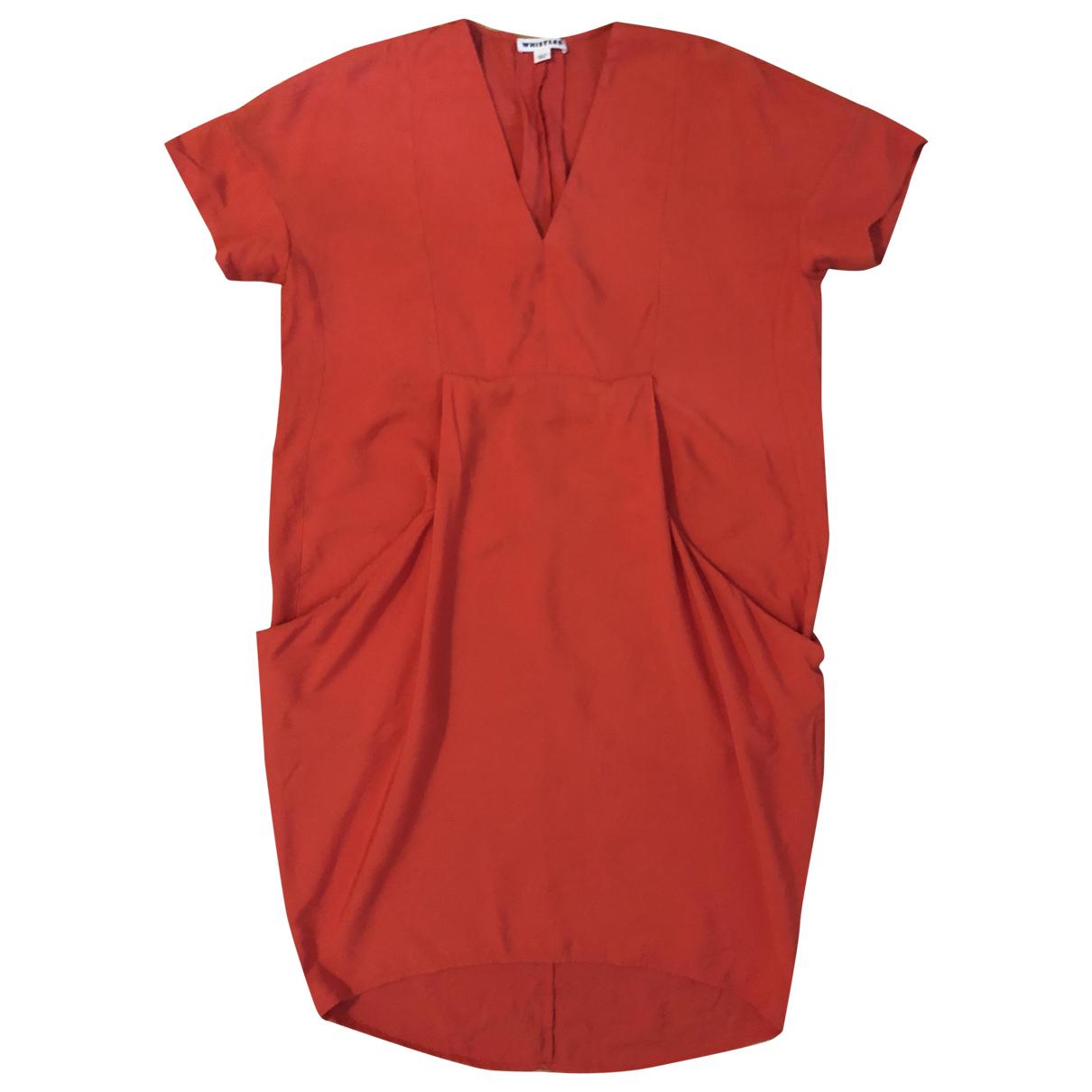 Whistles \N Red dress for Women 8 UK