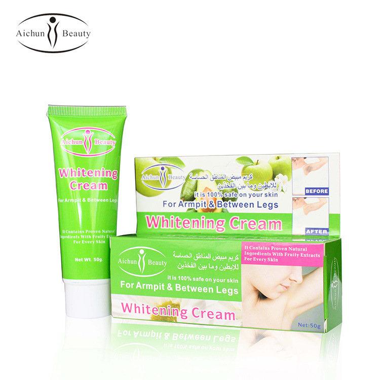 50g Armpit Brighten Repair Cream Armpit Elbows Knee Body Lightening Body Care