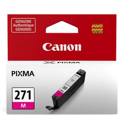 Canon CLI-271M 0392C001 Original Magenta Ink Cartridge