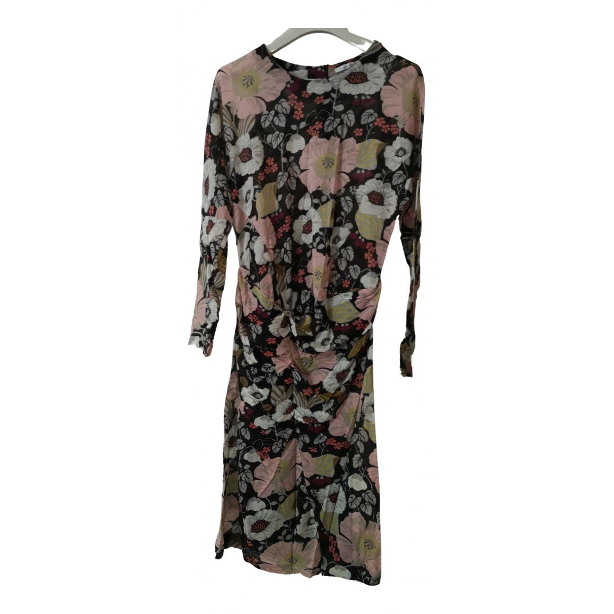 Bimba Y Lola \N Kleid in  Bunt Wolle
