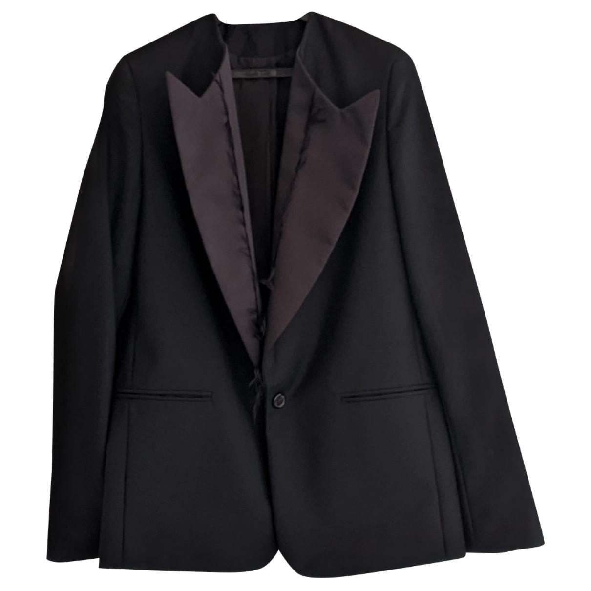 Acne Studios \N Black Wool jacket for Women 2 US