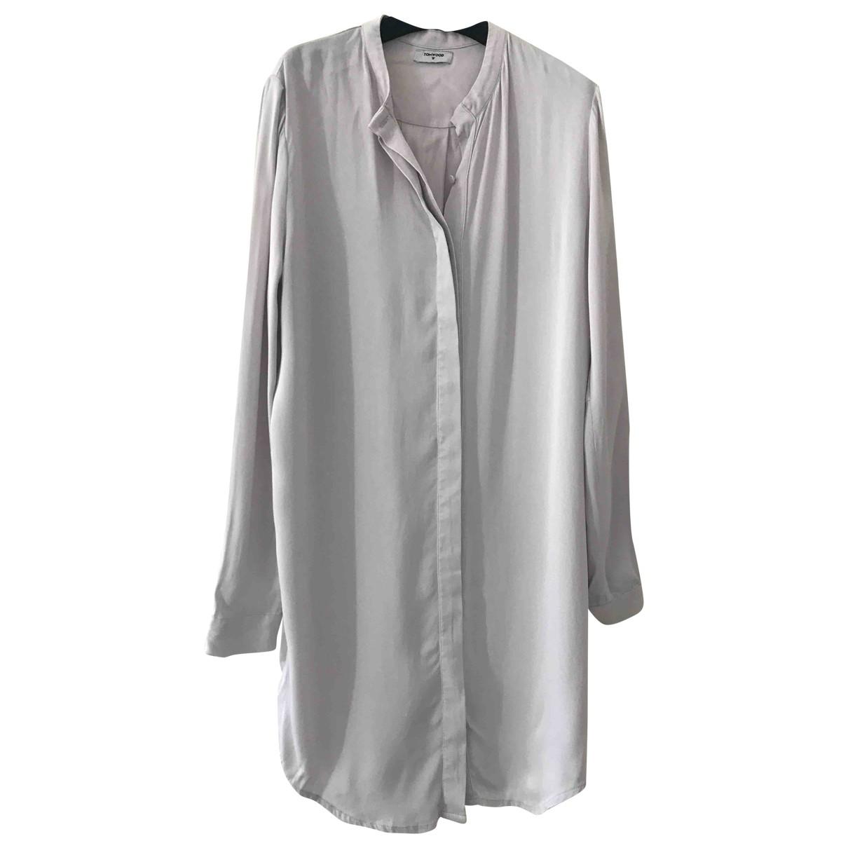 Tom Wood \N Silver dress for Women 36 FR