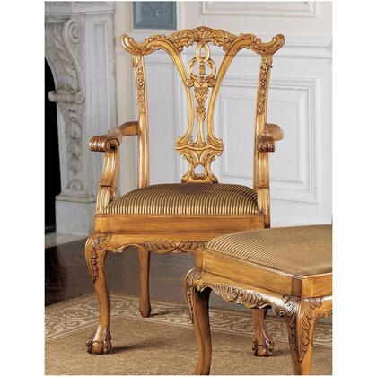 AF1008 English Chippendale Arm