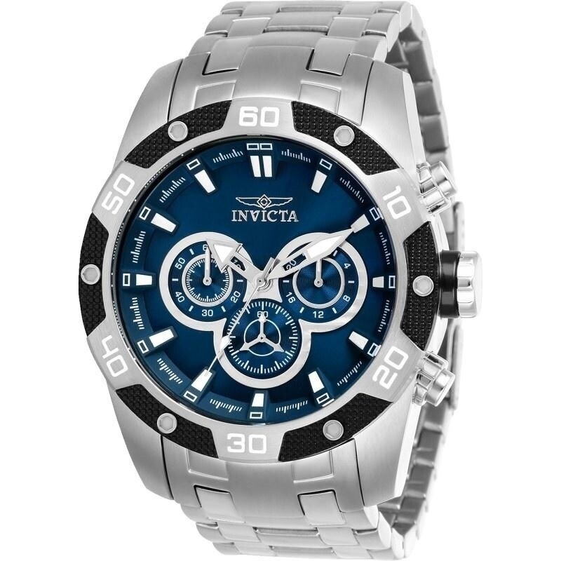 Invicta Mens 25839 Speedway Scuba  Stainless Steel Watch