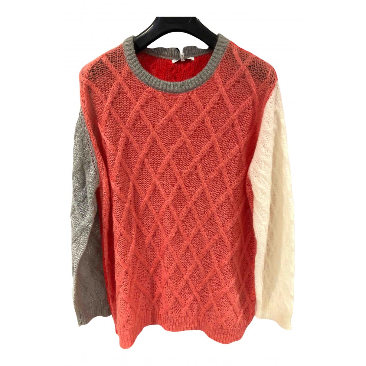 Xandres - Pull   pour femme en laine - multicolore