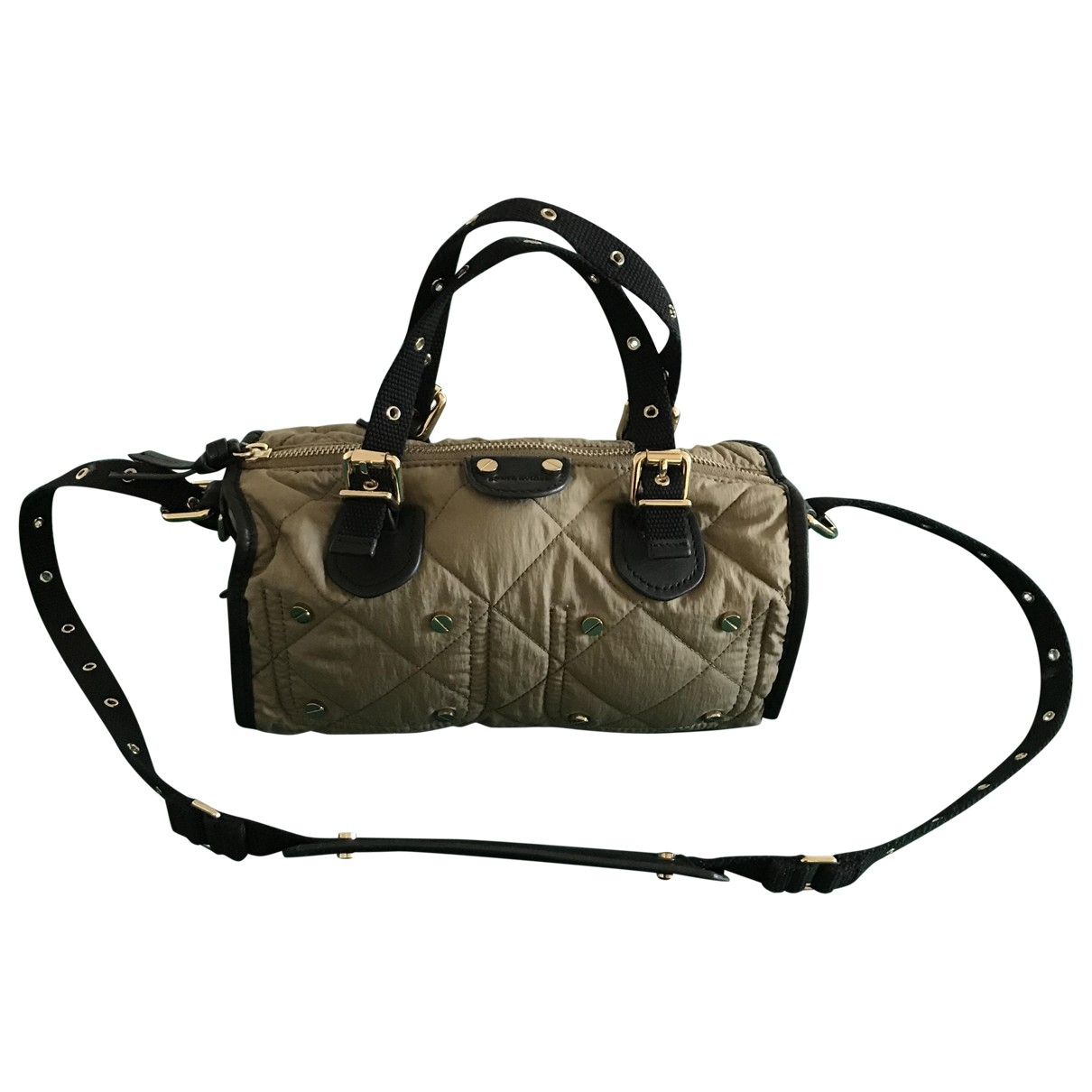 Sonia Rykiel \N Khaki Cloth handbag for Women \N