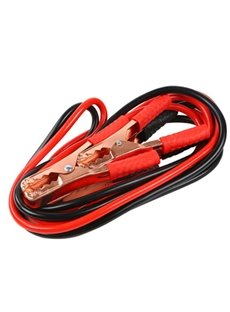 Lifeline Red Emergency Car Jumper Cables