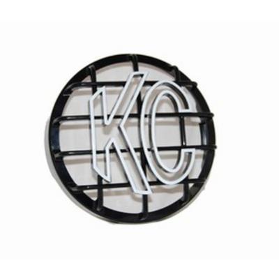 KC HiLites 6 Inch Plastic Stone Guard - 7210