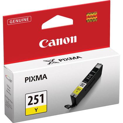 Canon PIXMA MG6420 cartouche d'encre jaune originale