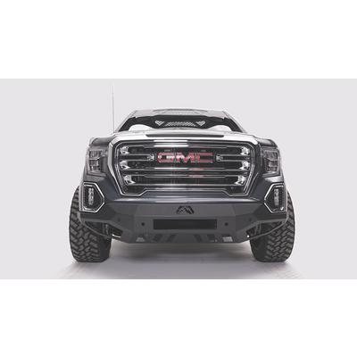 Fab Fours Vengeance Front Bumper with No Guard (Bare) - GS19-D6051-B