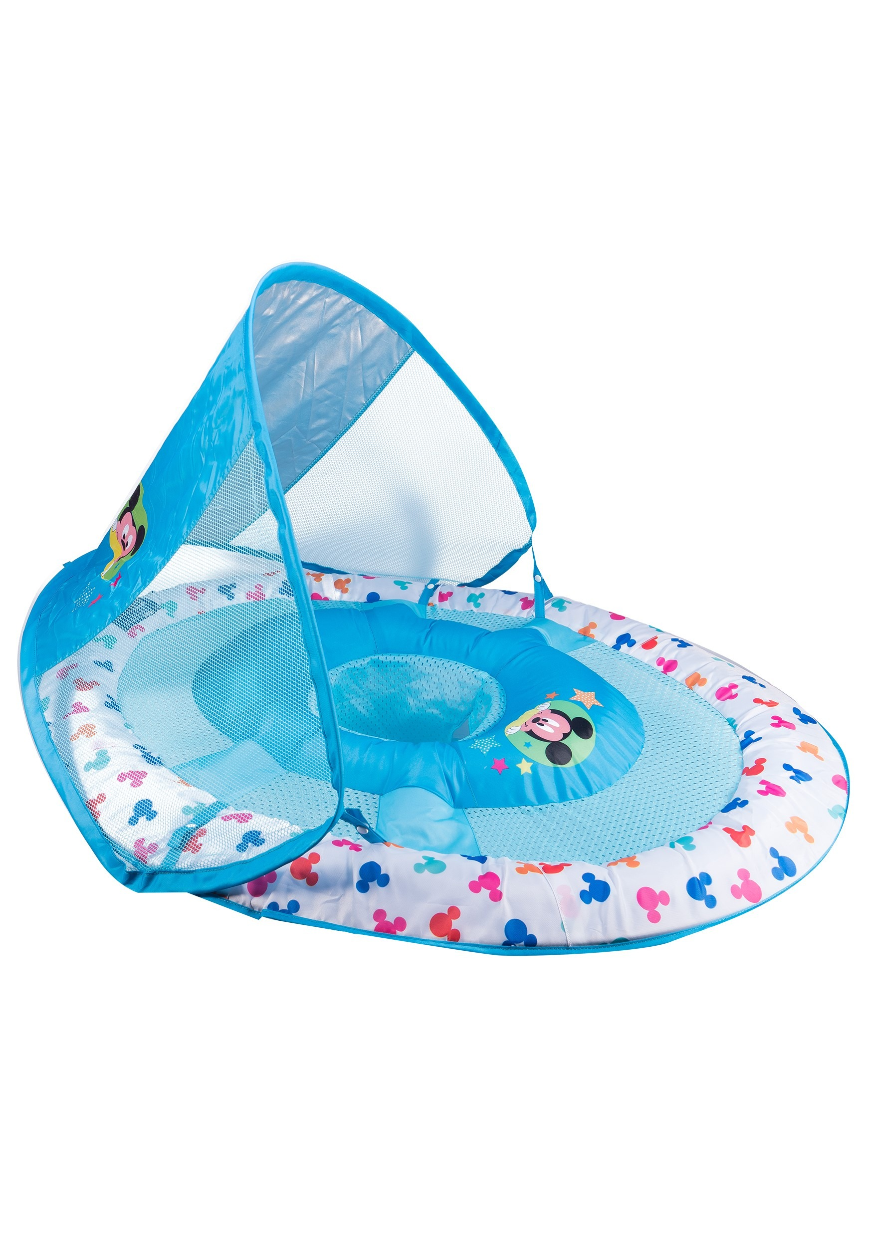 Baby Spring Float Mickey Mouse Sun Canopy