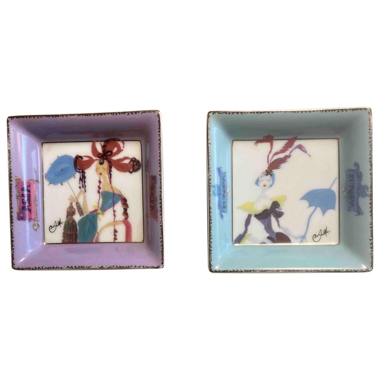 Christian Lacroix - Objets & Deco   pour lifestyle en porcelaine - multicolore